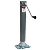 Bulldog Drop Foot Jack 5,000lb Capacity Side wind