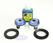 Kodiak XL Pro Lube Oil Bath Kit 2.44 Size for 6 Lug 5,200lb Hubs
