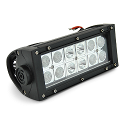9 inch LED Light Bar with Brackets and Hardware