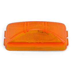 Replacement Amber Light for Trailer ID Light Bars Submersible