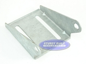 5 inch Galvanized Roller Bracket for Boat Trailer