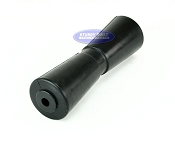 12 inch Black Rubber Keel Roller for Boat Trailer
