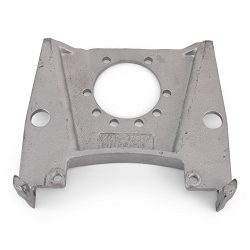 Kodiak Dacromet Coated Caliper Bracket for 7,000lb 8 Lug Brake Kits