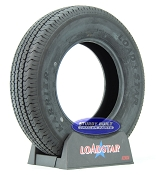 ST175/80R13 Trailer Tire Radial by LoadStar LRC 1360lb Capacity