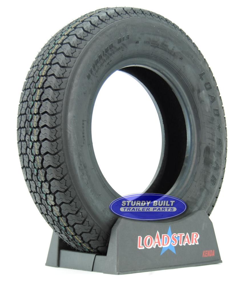 ST185/80D13 Boat Trailer Tire by LoadStar LRD 1725lb Capacity