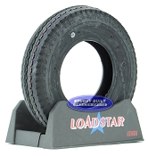 4.80 x 8 Trailer Tire 4.80-8 by Load Star LRB 590lb Capacity