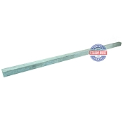 Galvanized Boat Trailer Tongue 8 ft Long 3 x 3 Tubing 3/16 in thick