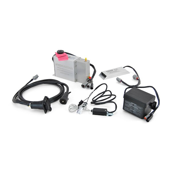 Hydrastar Electric Over Hydraulic Plug and Play Kit 1600 psi with Breakaway and 7RV Harness