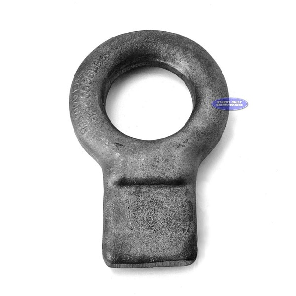 Pintle Ring, 2.5 inch Inside Diameter ,Weld On, Rated to 10,000lbs