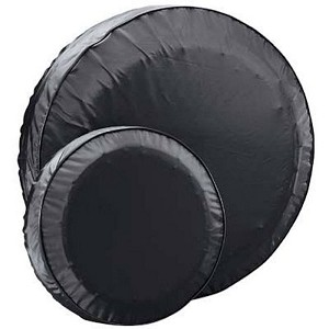 Spare Trailer Tire Cover For 13 inch Trailer Tires