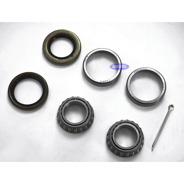 1 1/16 inch Trailer Wheel Bearing Kit, Bearings 44649