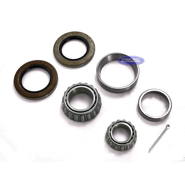 Trailer Wheel Bearing Kit, 1 1/4