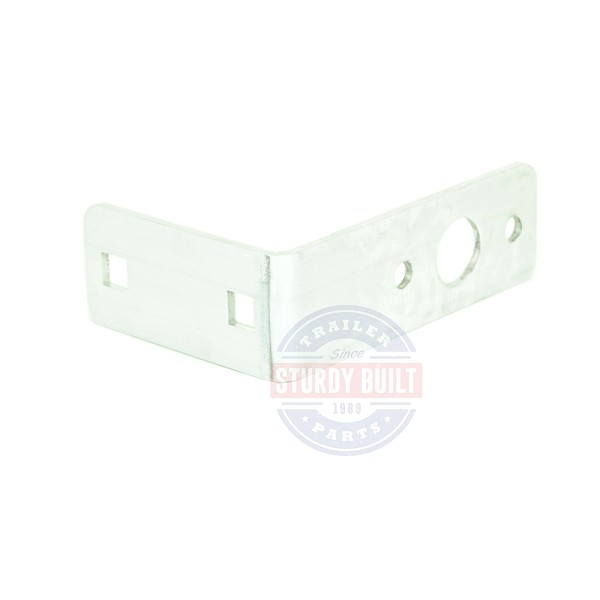 Aluminum Trailer Tail Light Bracket L Shape Standard Mount