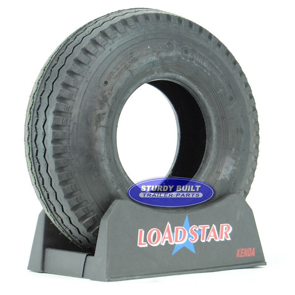 5.70 x 8 Boat Trailer Tire 5.70-8 by LoadStar LRC 910lb Capacity