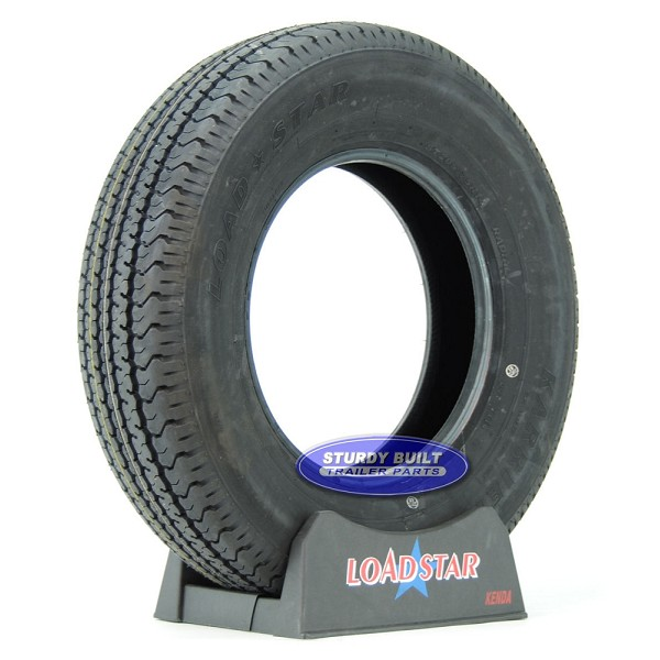ST205/75R14 Boat Trailer Tire Radial by LoadStar LRC 1760lb Capacity