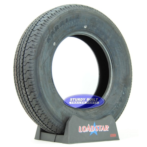 ST205/75R15 Trailer Tire Radial by LoadStar LRC 1820lb Capacity