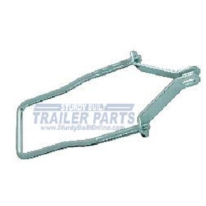 Trailer Spare Tire Carrier UBolt with Brackets
