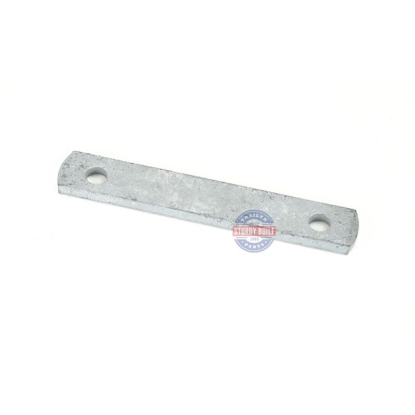 Galvanized U Bolt Plate for 3/8